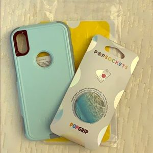 OtterBox with Popsocket iPhone XR